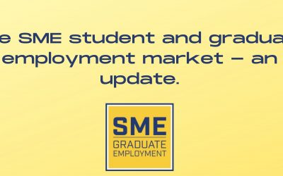 The SME student and graduate employment market 2021- an update